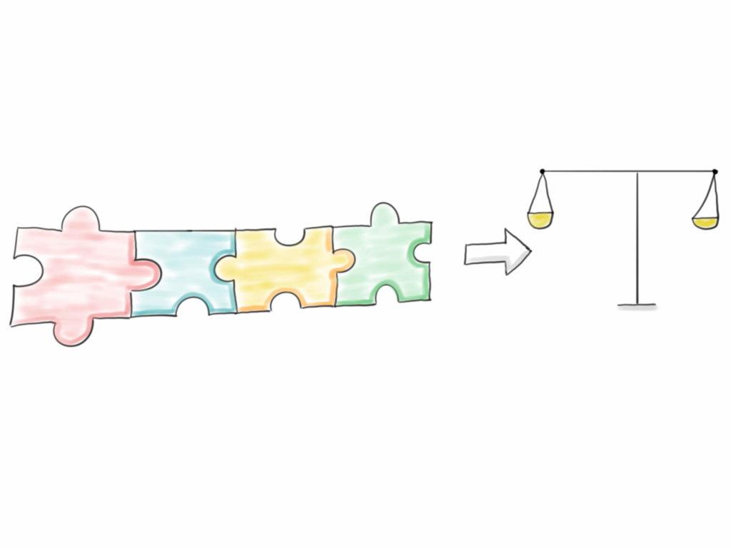4 Schritte zu einer guten Work-Life-Balance